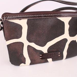 Nine & Co by Nine West Giraffe Small Bag NEW